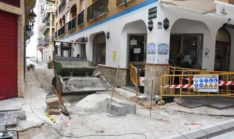 Fuengirola får ny gågate i Los Boliches