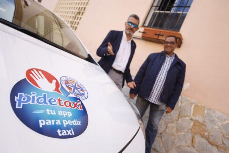Nå kan du bestille taxi med app i Alfaz del Pi