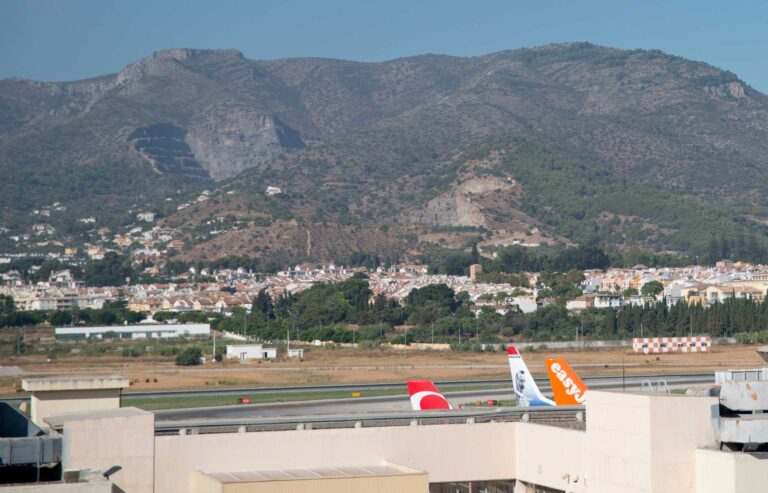 Stjal 156.000 liter drivstoff fra Malaga flyplassen